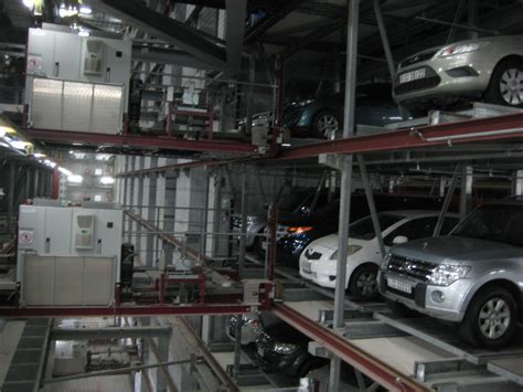 Automated Parking Garage Systems by Automated Parking System Automated Parking Garage