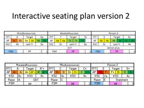 seating plan software missbsresources profile tes