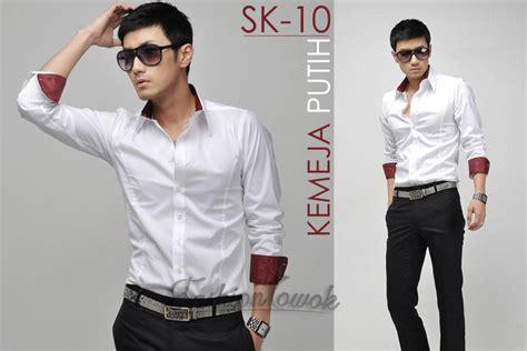 Product Jaket Pria Korean Style 87 Murah U Kado Hadiah Un kemeja putih korean style fashion cowok jaket crows zero