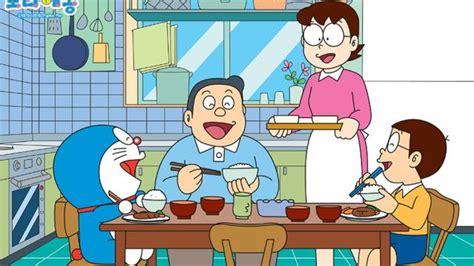Setelan Doraemon 2 4 Tahun Lk63 terungkap akhir kisah doraemon yang sempat jadi misteri showbiz liputan6