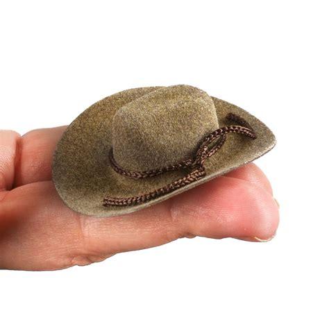 hat craft mini cowboy hats crafts