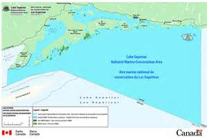 Archived lake superior national marine conservation area canada