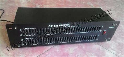 Harga Eq equalizer dbx 2231 produk eq 62 ch rakitan kami tidak