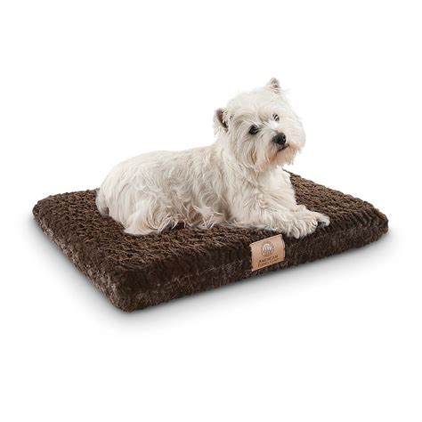 akc dog beds akc 174 orthopedic crate mat 294114 kennels beds at