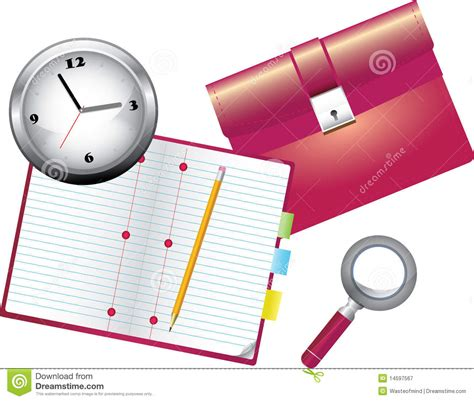 colorful office supplies royalty free stock image image office supplies royalty free stock photography image