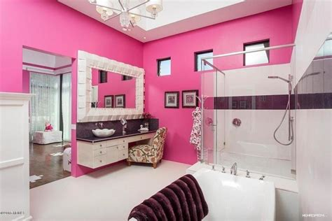 pink bathroom color schemes 23 amazing ideas for bathroom color schemes page 3 of 5