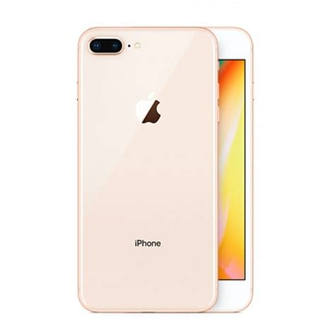 apple iphone 8 plus 64gb with facetime gold