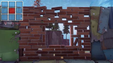 fortnite battle royale wall designs building guide