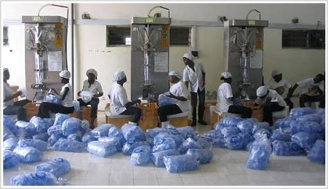 how to start sachet water production in nigeria wealth