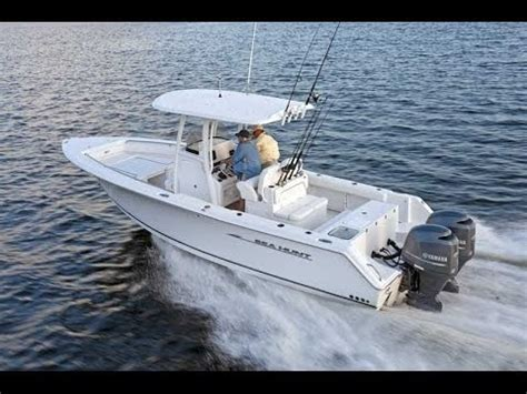 27 foot sea hunt boats for sale sea hunt boats gamefish 27 center console new