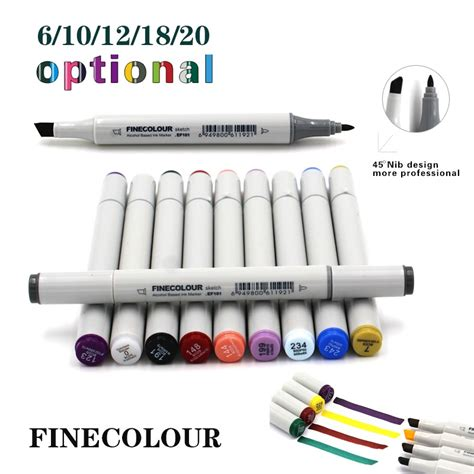 Spidol Warna Copic Sketch Marker high quality grosir lukisan spidol dari china lukisan