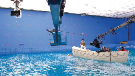 swing lifestye life of pi on the sets life of pi movie picture 272084