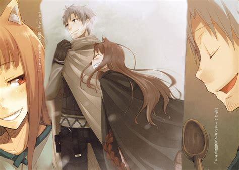 spice and wolf spice and wolf computer wallpapers desktop backgrounds