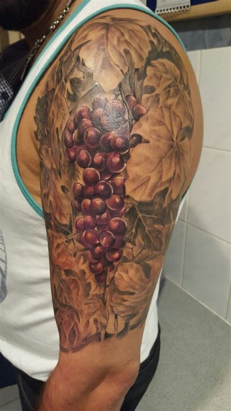 grape tattoo designs 10 best grape vine images on grape