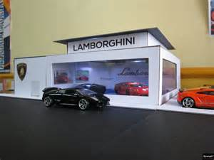 Lamborghini Dealer 1 64 Scale Lamborghini Car Dealer And Showroom Rjvang97