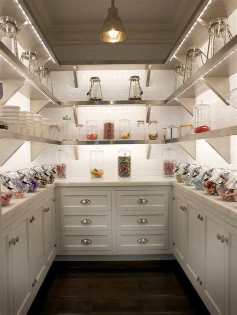 pantry lighting home design ideas pictures remodel  decor