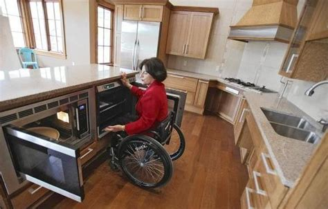 universal design housing rosemarie rossetti ph d shares how she and her husband used universal design to create a one