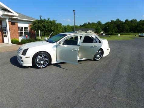 Handmade By Sts Personalized - purchase used 2007 custom designed cadillac sts 4