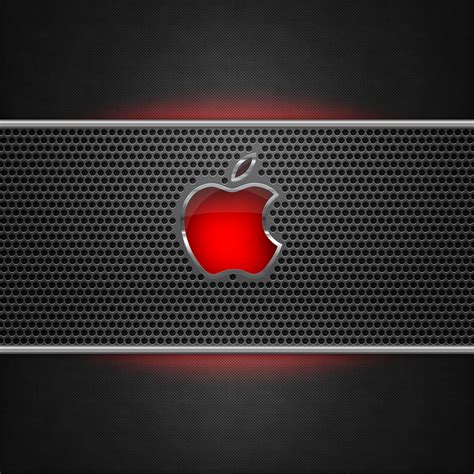 apple wallpaper ipad retina apple metal glow retina wallpaper apple ipad forum