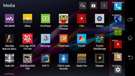 tema android terbaik free download tema android terbaik smart launcher 2 ringan simple dan