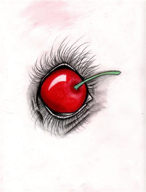 with cherry eye cherry eye by jellybeanbullet on deviantart