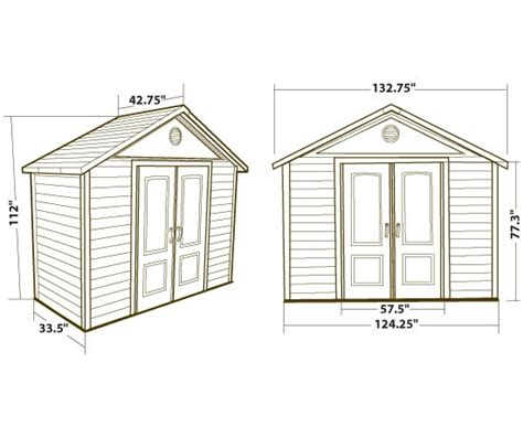 Garden Shed Dimensions by Shop Storage Easy Do It Yourself Woodworking Projects