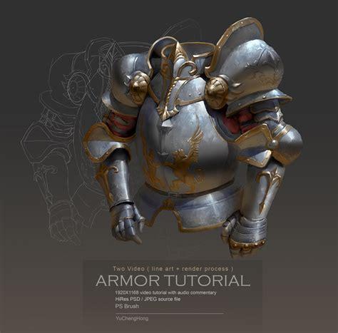 watercolor metal tutorial armor tutorial by yuchenghong on deviantart