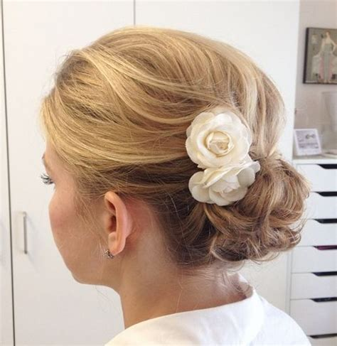 Wedding Hair Buns Styles by 20 Pretty Everyday Bun Updos Updo Hairstyles For