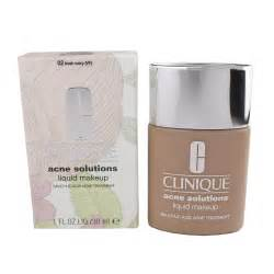 Clinique Acne Solution Liquid Makeup clinique acne solutions free anti blemish liquid