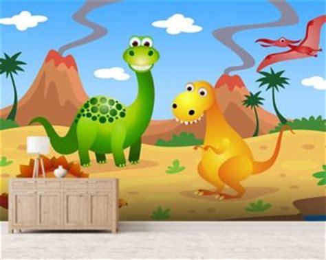 dinosaur wall murals dinosaur wallpaper wall murals wallsauce
