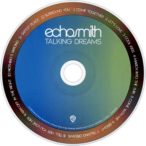 Cd Echosmith Talking Dreams echosmith fanart fanart tv