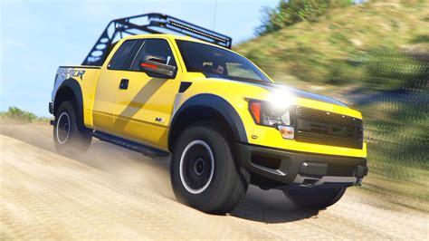 Ford Raptor 2012 by 2012 Ford F150 Svt Raptor Gta5 Mods