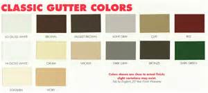 gutter colors gutter installation gutter companies gutter repair