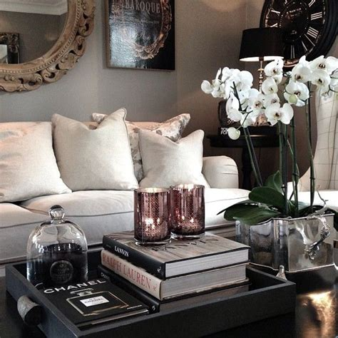 coffee table decoration ideas 25 best ideas about white decor on
