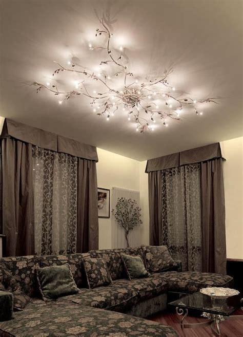 bedroom ceiling chandeliers 25 best ideas about low ceiling lighting on pinterest