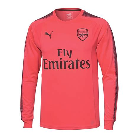 arsenal junior kit arsenal junior 17 18 away goalie shirt official online store