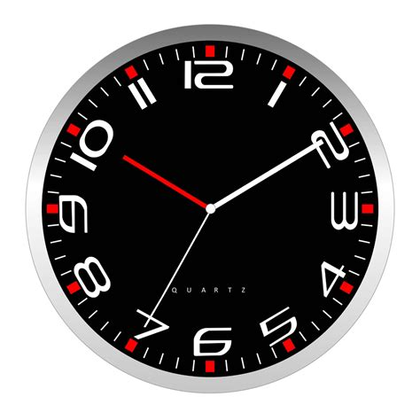 wall clock modern buy james oatley modern black wall clock online purely