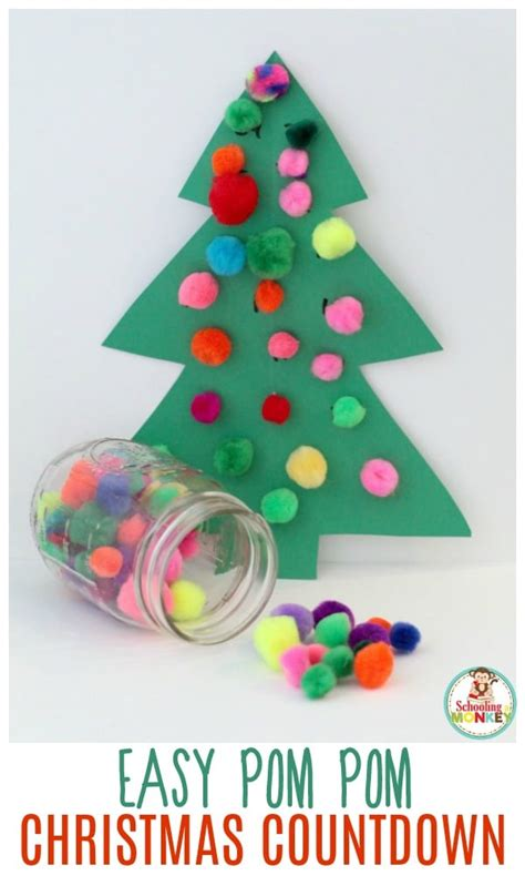 simple advent calendar to make how to make the best simple tree advent calendar