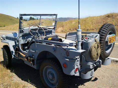 Willys Jeep Restoration Willys Mb Jeep Restoration Images