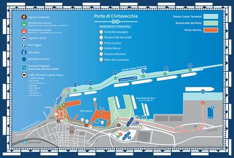 porto civitavecchia parcheggio porto storico di civitavecchia port mobility civitavecchia