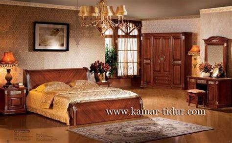 desain kamar kayu desain kamar tidur klasik kayu jati furniture kamar