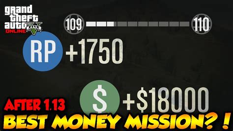 Gta Online Best Money Making Method - gta 5 online best money making method after 1 13 18 000 fast money making youtube