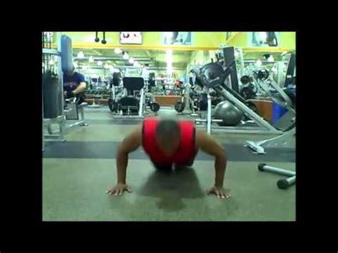 bench press vs push ups push ups vs bench pressing youtube