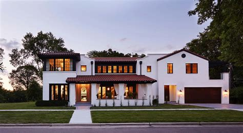 contemporary mediterranean homes modern mediterranean home on the bluffs overlooking the