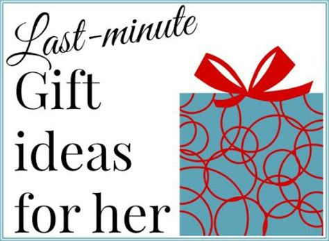 last minute gift ideas for last minute gift ideas for see