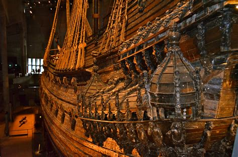 the vasa we liked the cut of the vasa museum s jib