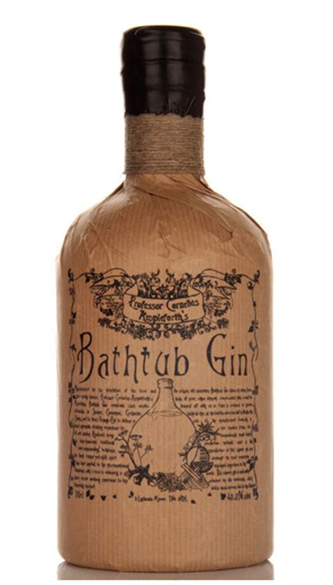 bathtub gin company five gins to try before you die