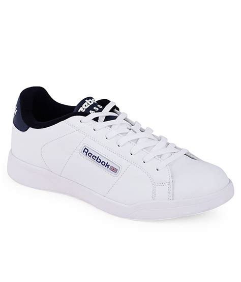 reebok npc lite 2 lp white casual shoes price in india