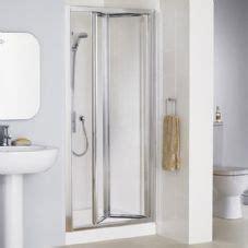 niagara shower doors 760mm bi bold shower doors