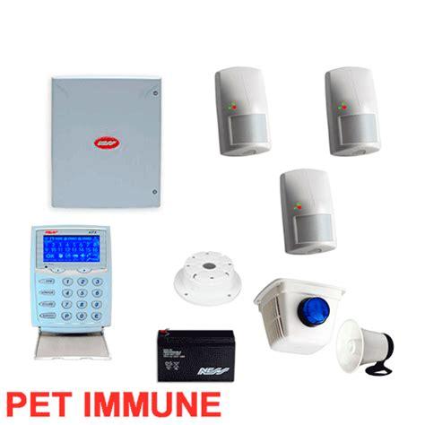 ness d8x alarm system kit go alarm shop